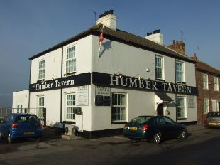 Humber Tavern Outside