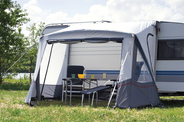 Quest Easy Air 280 Caravan Porch Awning
