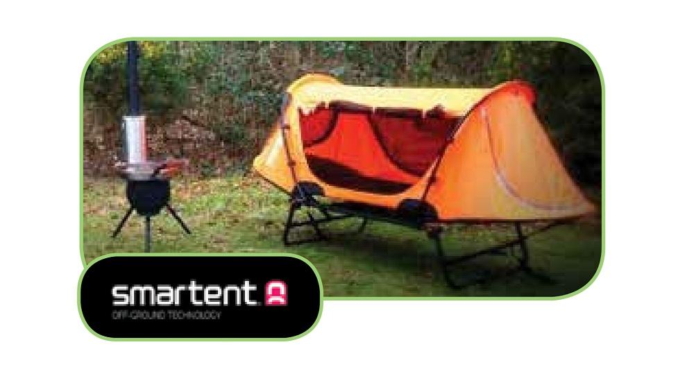Smart Tent