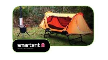 Smart Tent - Orange