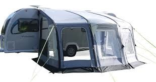 SunnCamp Inceptor 390 Air Plus Caravan Porch