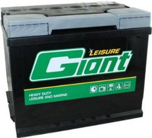 Giant Leisure Battery 75Ah