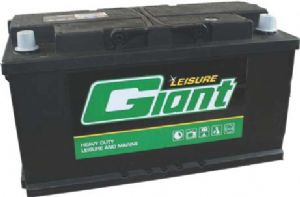 Giant Leisure Battery 100Ah Low Box