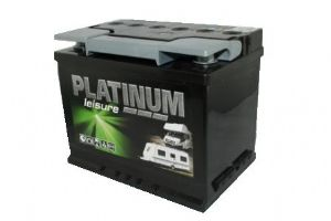 PLATINUM BATTERY 75AH