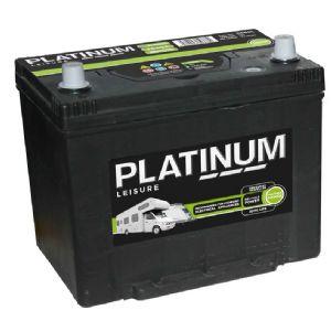 Platinum Leisure Battery 75Ah Sealed