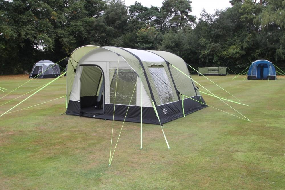 SunnCamp Breton 500 Air Plus Tent