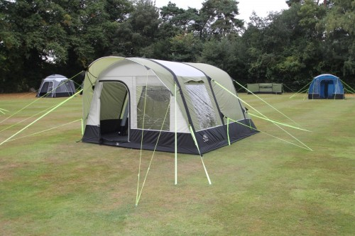 SunnCamp Breton 500 Air Plus Tent