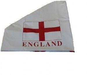 England flag hitch cover