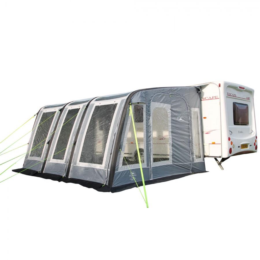 SunnCamp Ultima Grande 390 Air Caravan Porch