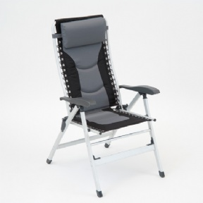 Nova Plus Chair, Black/Grey