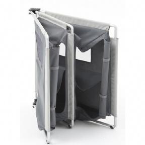Folding Single Cupboard 60x48x86cm 6.8kg