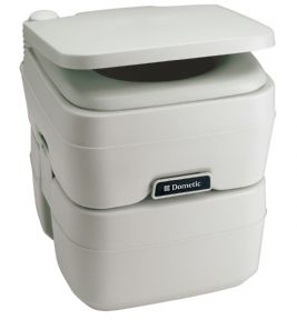 9.8 litre 966 Portable Toilet