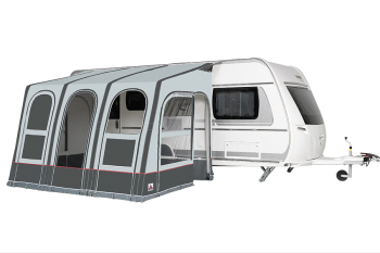 Dorema Futura 440 Air All Season porch