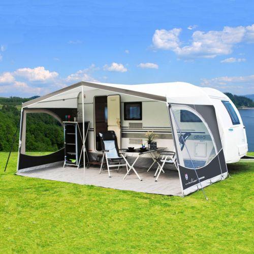 Walker Weekender Sun Canopy For Trigano Silver 420 430 Caravans