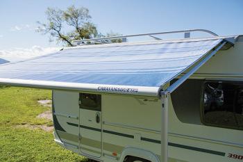 Fiamma Caravanstore zip canopy only 3.6M