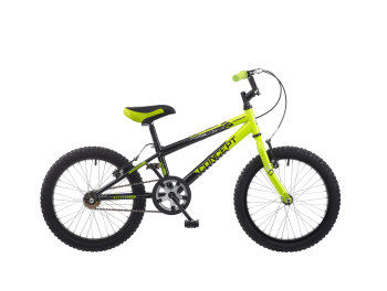 "CONCEPT VIPER BOYS SINGLE SPEED, 18"" WHEEL, GREEN/BLACK"