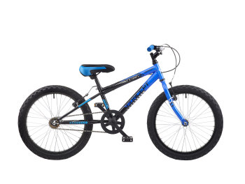 "CONCEPT VIPER BOYS SINGLE SPEED, 20"" WHEEL, BLUE/BLACK"