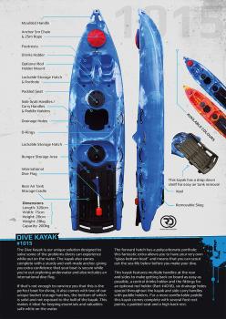 Dive Kayak