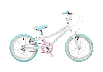 "DE NOVO DOTTI-16 ATB GIRLS 16"" WHEEL"