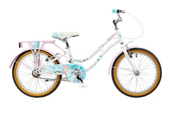 "DE NOVO DOTTI-18 HERITAGE GIRLS 18"" WHEEL"