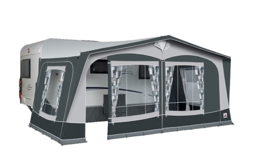 Size 18 Dorema President 250 with standard steel frame