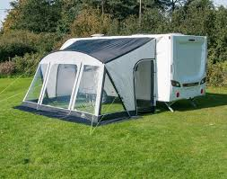 SunnCamp Swift 390 DLX Caravan Porch