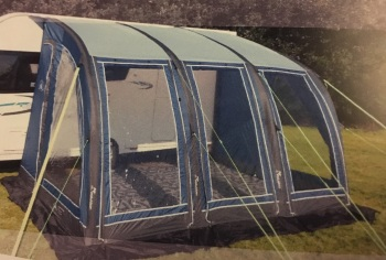 Sunncamp Ultima Air Lite 390 Porch