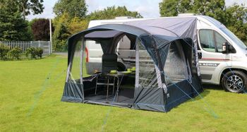 Quest Smart Pro Aquarius 300 Pro Low Drive Away Air Awning