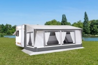 Trigano Partiel 4 Season Porch awning