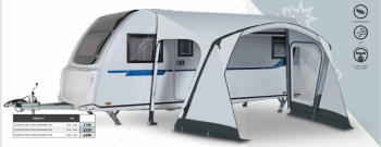 Starcamp Quick N Easy Sunshade Canopy- Sizes 265,  325 and 385