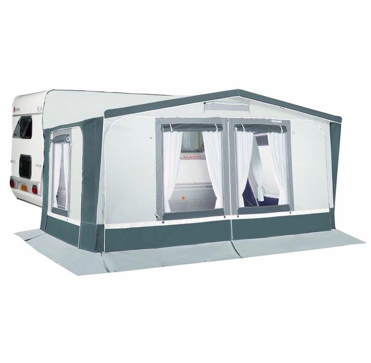 Trigano Montreux 300 Caravan awning