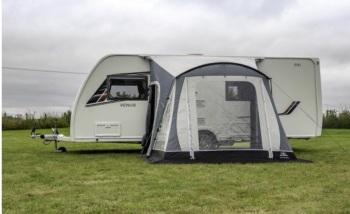 Sunncamp Swift Deluxe 260 SC Caravan Porch