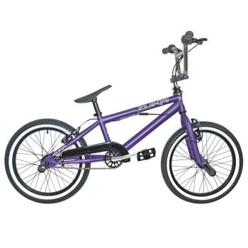 "Rooster Zuka 18"" Wheel Matt Purple Freestyler"