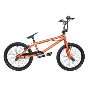 """Rooster Zuka 20"""" Wheel Matt Grey/Orange Freestyler"""