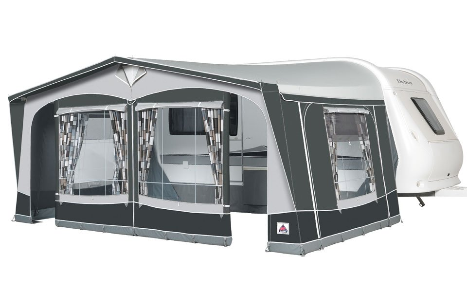 Uitgelezene Dorema President XL280 De Luxe Caravan Awning AC-51