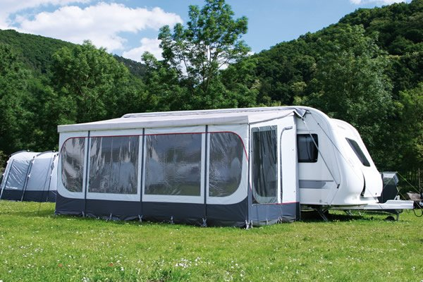 Quest Rollaway 450 Roll In A Bag Porch Awning