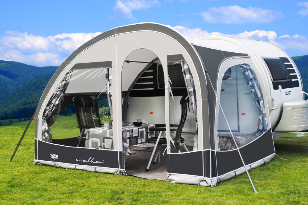 T B 320 And 400 Caravan Awning