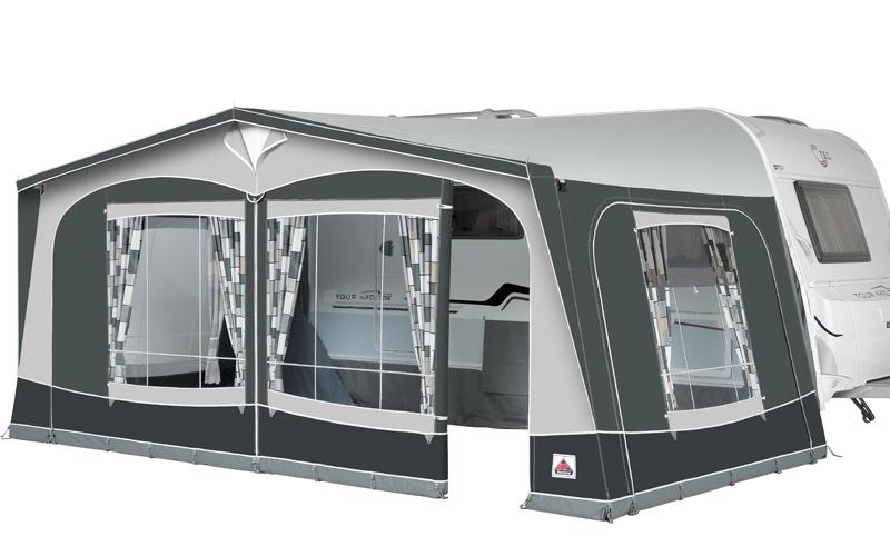 Dorema Garda XL 270 New Caravan Awnings