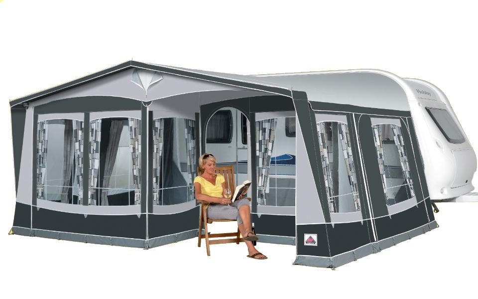 Dorema Royal 350 Caravan awnings