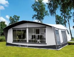 Walker Ellips-300 Caravan Awning