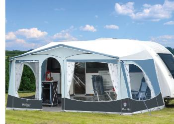 "Walker Pioneer ""Easy Door"" Awning"