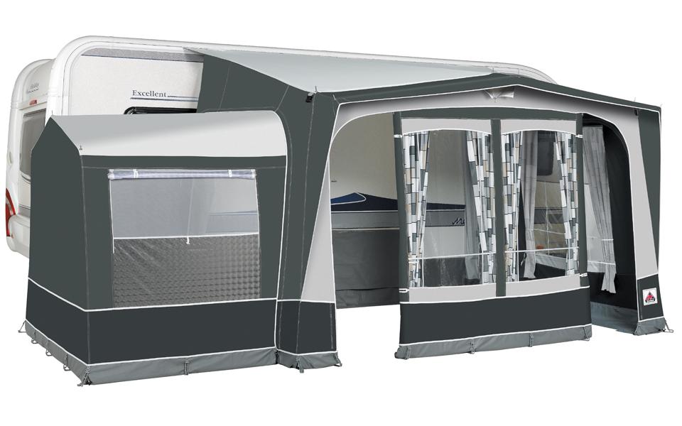 Dorema Omega XL Brand New Caravan Awnings