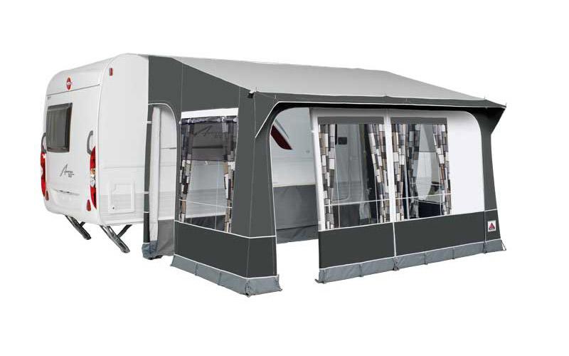 Dorema Quattro 380 Caravan Porch Awning