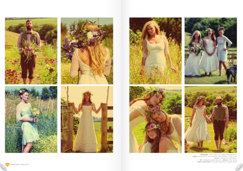 cornish brides winter issue 2013