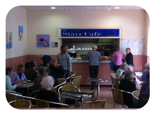 Starr Cafe