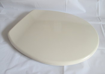 Soft Cream Colour Duroplast  Toilet seat