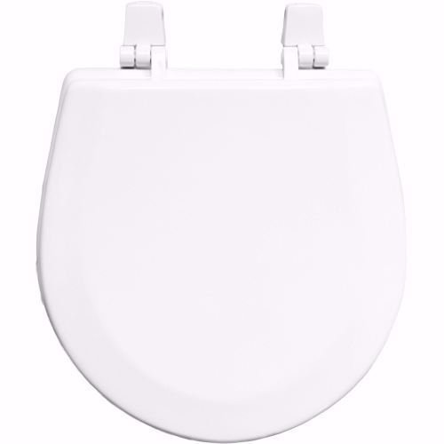 'Boat' Toilet Seat by Bemis - White