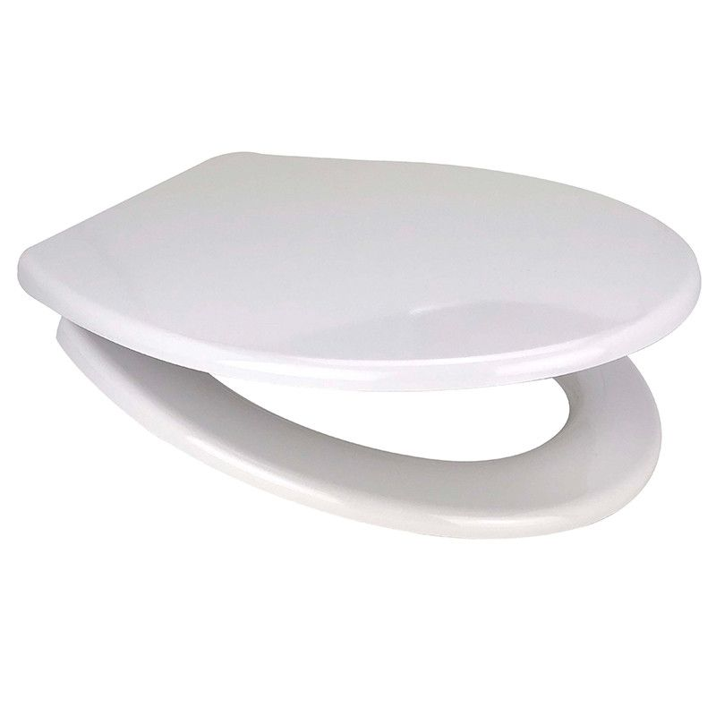 Euroshowers Lyxiga PUSH AND LIFT Soft Close Duroplastic Toilet Seat - 88010