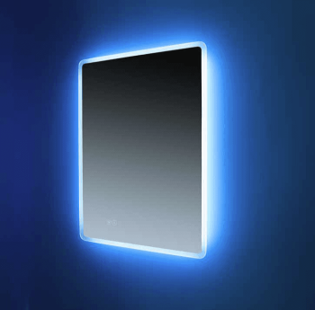 Euroshowers Rectangle LED Mirror 50x70cm