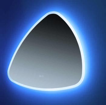 Euroshowers Tri-Shaped LED Mirror 85x75x3.5cm